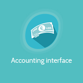 Accounting interface