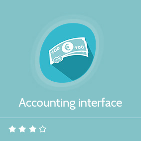 CRM extension : accounting interface