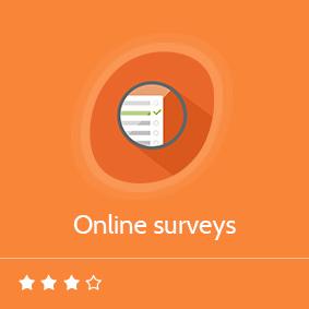 CRM extension : online surveys